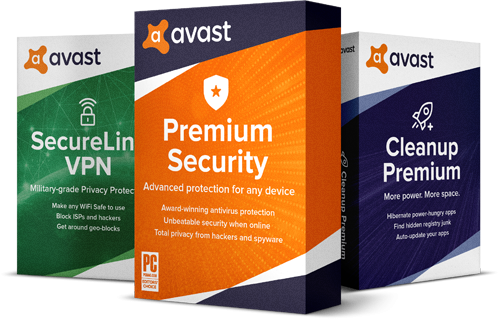 Avast Premium Security для Windows 1 ПК, 3 роки