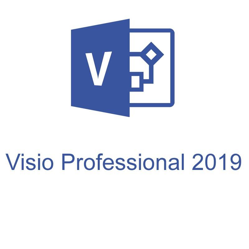 Visio профессиональный 2019