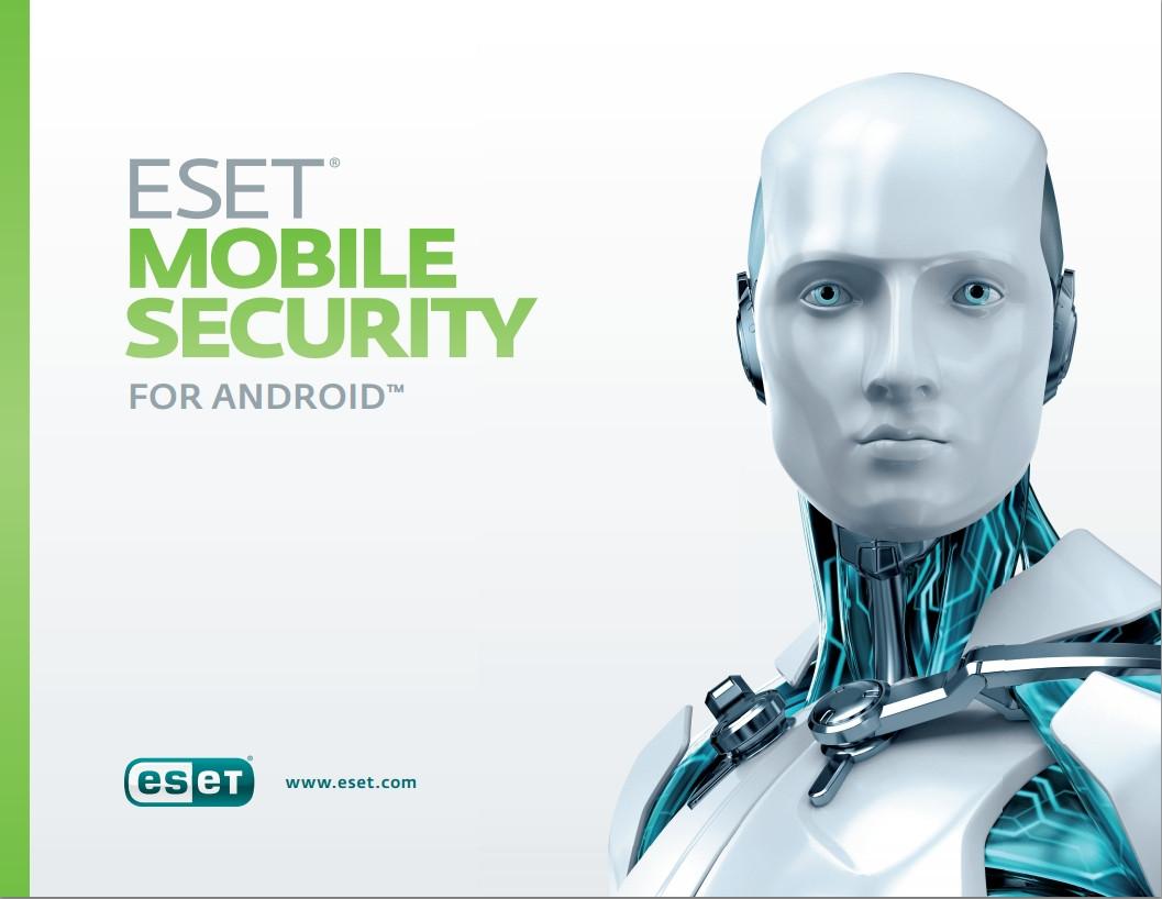 ESET Mobile Security для Android. На 1 год. Для защиты 1 объекта