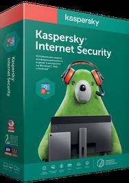 Kaspersky Internet Security Для всіх пристроїв, подовження ліцензії, на 2 роки на 3 ПК