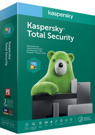 Kaspersky Total Security Eastern Europe Edition, продовження ліцензії, на 2 роки, на 1 ПК