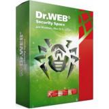 Dr. Web Security Space, продление лицензии, на 24 месяца, на 1 ПК