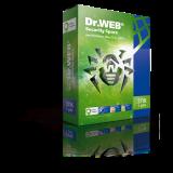 Dr. Web Security Space Pro, цифровая лицензия, на 12 месяцев, на 3 ПК (Новая версия!)
