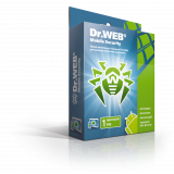Dr.Web Mobile Security, на 1 устройство, на 12 месяцев