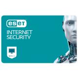 ESET Internet Security, на 12 месяцев или продление на 20 месяцев для защиты 2 объектов