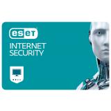 ESET Internet Security, продление лицензии, на 12 месяцев, на 3 ПК