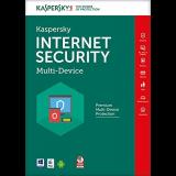 Kaspersky Internet Security Для всех устройств, базовая лицензия, на 12 месяцев на 4 устройства