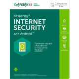Kaspersky Internet Security для Android, базовая лицензия, на 12 месяцев, на 3 стройства