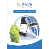 REVE Antivirus Mobile Security для Android 1рік 1 прстрій