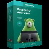 Kaspersky Anti-Virus Eastern Europe Edition, базова ліцензія, на 1 рік, на 4 ПК