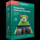Kaspersky Internet Security Для всіх пристроїв, подовження ліцензії, на 2 роки на 10 ПК
