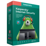 Kaspersky Internet Security Для всіх пристроїв подовження ліцензії, на 1 рік на 4 ПК