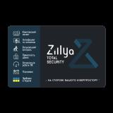 Zillya! Total Security, базовая лицензия, на 12 месяцев, на 1 ПК
